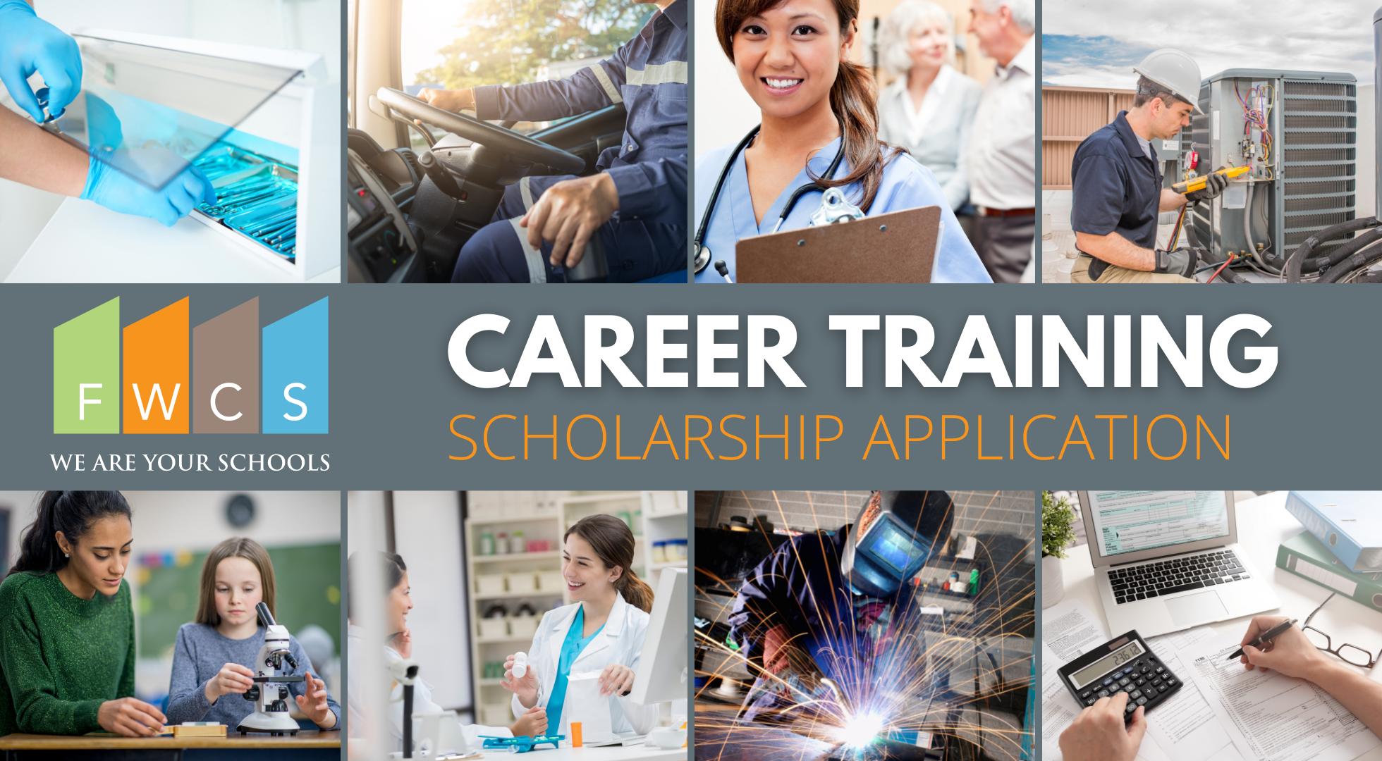 2021-22 Career Training Scholarship Portal